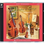 Artistry In Strings, Book 2 - Accompaniment CDs -