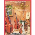 Artistry In Strings, Book 2 - Conductor Score & Manual -