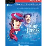 Mary Poppins Returns for Alto Sax - Alto Sax