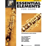 Essential Elements for Band Book 1 w/ EEi - Oboe