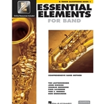 Essential Elements for Band Book 1 w/ EEi - Tenor Sax