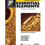 Essential Elements for Band Book 1 w/ EEi - Bari Sax