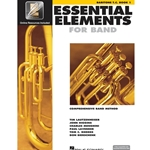 Essential Elements for Band Book 1 w/ EEi - Bari T.C.