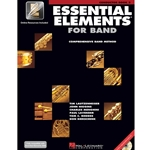 Essential Elements for Band Bk 2 - score -