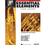 Essential Elements for Band Book 2 w/ EEi - Bari T.C.