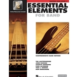 Essential Elements for Band Book 2 w/ EEi - Elec Bass