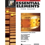 Essential Elements for Band Bk 2 - percussion -