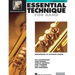 Essential Technique for Band Book 3 w/ EEi - Intermediate to Advanced - Trumpet
