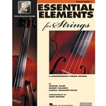 Essential Elements for Strings Book 1 w/ EEi - Violin