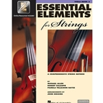Essential Elements for Strings Book 2 w/ EEi - Viola