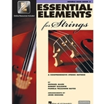 EE for Strings Bk 2 w/ EEi, Str Bass - Dbl Bass