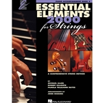 Essential Elements for Strings Book 2 w/ EEi - Piano Acc