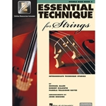 Essential Elements for Strings Book 2 w/ EEi - Dbl Bass