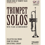 Rubank Book Of Trumpet Solos, intermediate level - Trumpet