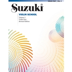 Suzuki Violin School Violin Part, Volume 5: Revised -