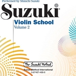 Suzuki Violin School CD, Volume 2 -