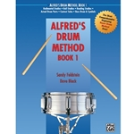 Alfred's Drum Method, Book 1 [Snare Drum] - Snare Drum