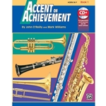 Accent on Achievement, Book 1 - F Horn -