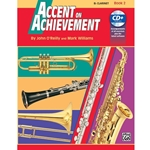 Accent on Achievement, Book 2 - Bb Clarinet -