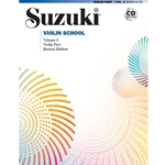 Suzuki Violin School Violin Part,/CD Volume 6: Revised -