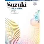 Suzuki Violin School Violin Part/CD, Volume 7: Revised -