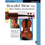 Beautiful Music for Two String Instruments, Book IV [2 Violins] - Violin
