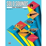 Solo Sounds for Trumpet, Volume I, Levels 1-3 [Trumpet] - Trumpet