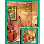 Artistry In Strings, Book 1 - Viola -