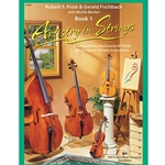 Artistry In Strings, Book 1 - Violin -