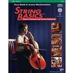 String Basics Book 3 - Cello -