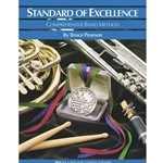 Standard of Excellence Book 2 - Timpani/Auxiliary Percussion -