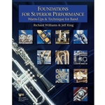 Foundations For Superior Performance - Alto Clarinet -
