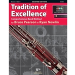 Tradition of Excellence Book 1 - Bassoon -