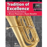Tradition of Excellence Book 1 - Tuba T.C. -