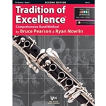 Tradition of Excellence Book 1 - Bb Clarinet -