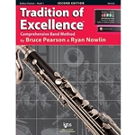 Tradition of Excellence Book 1 - Bb Bass Clarinet -