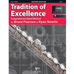 Tradition of Excellence Book 1 - Flute -
