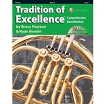 Tradition of Excellence Book 1 - Eb Horn -