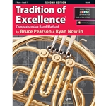 Tradition of Excellence Book 1 - F Horn -
