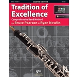 Tradition of Excellence Book 1 - Oboe -