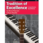 Tradition of Excellence Book 1 - Piano/Guitar Accompaniment -