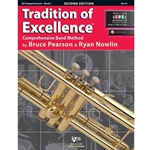 Tradition of Excellence Book 1 - Bb Trumpet/Cornet -
