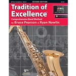 Tradition of Excellence Book 1 - Bb Tenor Saxophone -