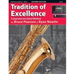 Tradition of Excellence Book 1 - Eb Baritone Saxophone -