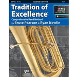 Tradition of Excellence Book 2 - Tuba T.C. -