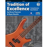 Tradition of Excellence Book 2 - Electric Bass -