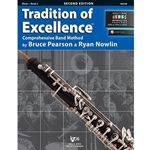 Tradition of Excellence Book 2 - Oboe -