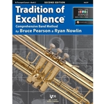 Tradition of Excellence Book 2 - Bb Trumpet/Cornet -