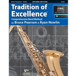 Tradition of Excellence Book 2 - Bb Tenor Saxophone -