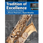 Tradition of Excellence Book 2 - Alto Sax -